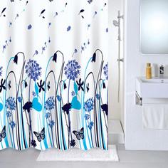 Штора для ванной Milardo Summer midday 180x180 см (535V180M11)