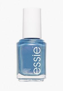 Лак для ногтей Essie Зимняя коллекция 2018, 586, синий, Glow with the flow, 13.5 мл