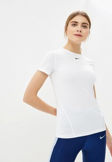 Футболка Nike PRO WOMENS SHORT-SLEEVE MESH TRAINING TOP