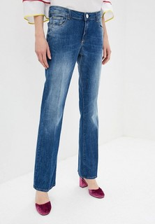 Джинсы Trussardi Jeans 206 FLARE FIT LOW WAIST