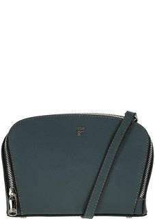 Маленькая кожаная сумка через плечо Fiato