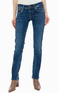 Прямые джинсы со стандартной посадкой Saturn Pepe Jeans