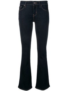 Levis расклешенные джинсы 715