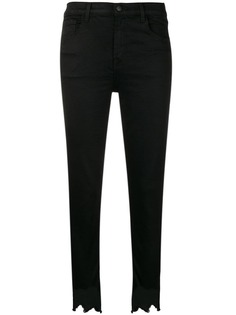 J Brand укороченные джинсы скинни