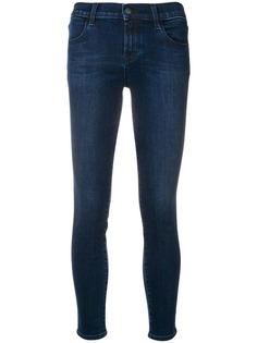 J Brand укороченные джинсы Alana