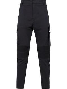 Balmain байкерские брюки