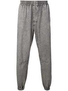 Marcelo Burlon County Of Milan эластичные спортивные джинсы