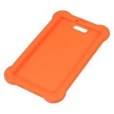 Чехол для планшета DIGMA оранжевый, для Digma Plane 7556