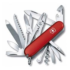 Складной нож VICTORINOX Handyman, 24 функций, 91мм, красный [1.3773]