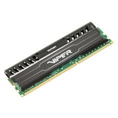 Модуль памяти PATRIOT Viper 3 PV38G160C0 DDR3 - 8Гб 1600, DIMM, Ret Патриот