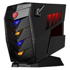 Компьютер MSI Aegis 3 8RD-022RU, Intel Core i7 8700, DDR4 16Гб, 2Тб, 256Гб(SSD), NVIDIA GeForce GTX 1070 - 8192 Мб, DVD-RW, Windows 10, черный [9s6-b91811-022]
