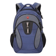 Рюкзак Wenger синий/серый 16063415 32x16x46см 22л.