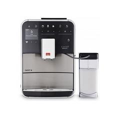 Кофемашина MELITTA Caffeo F 840-100, серебристый/черный