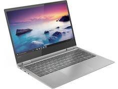 Ноутбук Lenovo Yoga 730-13IWL Platinum 81JR001FRU (Intel Core i5-8265U 1.6 GHz/8192Mb/256Gb SSD/Intel HD Graphics/Wi-Fi/Bluetooth/Cam/13.3/1920x1080/Touchscreen/Windows 10 Home 64-bit)