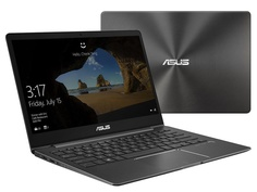 Ноутбук ASUS Zenbook UX331UA-EG047T Grey 90NB0GZ2-M04000 (Intel Core i7-8550U 1.8 GHz/8192Mb/256Gb SSD/Intel HD Graphics/Wi-Fi/Bluetooth/Cam/13.3/1920x1080/Windows 10 Home 64-bit)