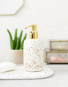Дозатор для мыла в стиле терраццо Bloomingville - Мульти