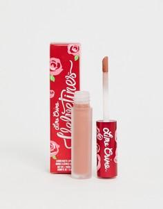 Матовая жидкая губная помада Lime Crime Velvetines - Elle - Розовый