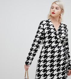 49812bee1b0 Женские платья черно-белые – купить платье в интернет-магазине