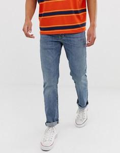 Светлые джинсы слим Levis 511 coho creek - Синий