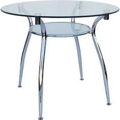 Стол МС мебель W-01 прозрачный