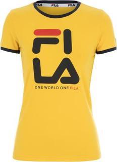 a5cc67bbd690 Женские футболки Fila – купить футболку в интернет-магазине   Snik.co