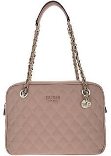 Стеганая сумка с карманами Guess