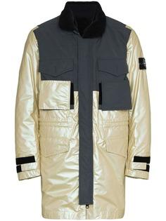 Stone Island светоотражающая куртка 709M1