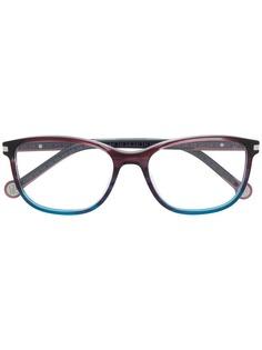 "Ch Carolina Herrera ""очки в оправе """"кошачий глаз"""""""