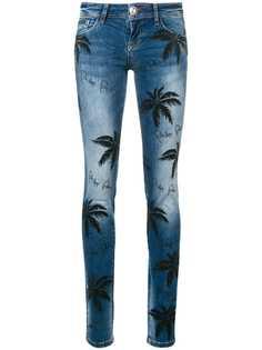 Philipp Plein джинсы с принтом