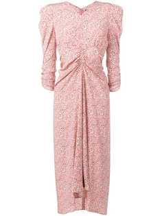 Isabel Marant платье со сборкой спереди
