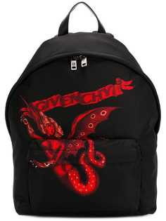 Givenchy рюкзак с принтом