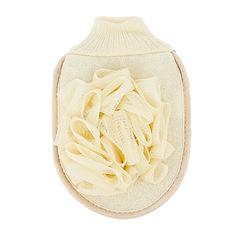 Мочалка-рукавица для тела DE.CO. двусторонняя Deco