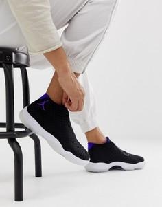 Черные кроссовки Nike Air Jordan Future - Черный