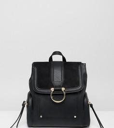 Черный рюкзак с кольцом ALDO - Черный