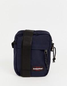 Темно-синяя сумка для авиапутешествий объемом 2,5 литра Eastpak The One - Темно-синий