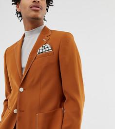 Кремовый платок для нагрудного кармана Noak - Кремовый