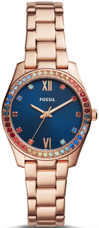 Наручные часы Fossil Limited Edition Scarlette Prismatic Mini LE1057
