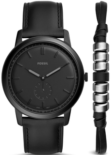 Наручные часы Fossil The Minimalist-Mono FS5500SET