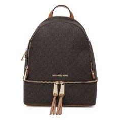 Рюкзак MICHAEL KORS 30S7GEZB1B темно-коричневый