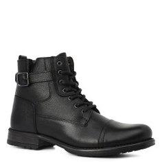 Ботинки BOCAGE TIMON черный
