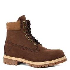 Ботинки TIMBERLAND 6 Inch Premium Boot коричневый