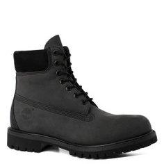 Ботинки TIMBERLAND 6 Inch Premium Boot темно-серый