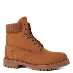 Ботинки TIMBERLAND 6 Inch Premium Boot оранжево-коричневый