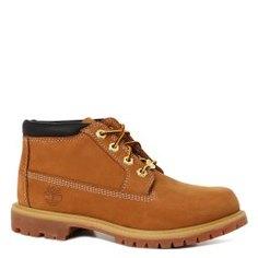 Ботинки TIMBERLAND Nellie Chukka желто-коричневый