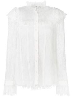 Alice+Olivia кружевная блузка Malinda