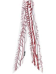 Rockins шейный платок с рисунком Rock Doctor