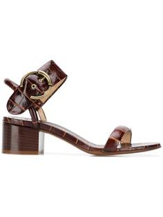 Chloé Roy block-heel sandals