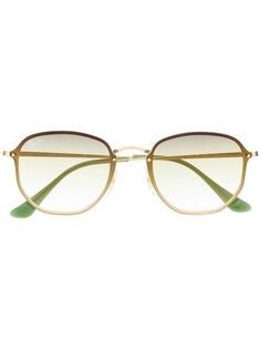 Квадратные очки Ray Ban