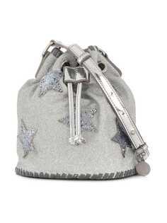 Stella Mccartney Kids сумка с отделкой в виде звезд