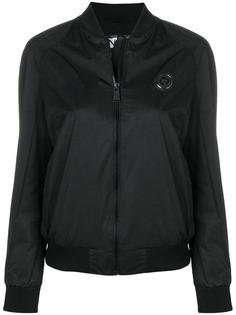 Plein Sport куртка-бомбер кроя слим